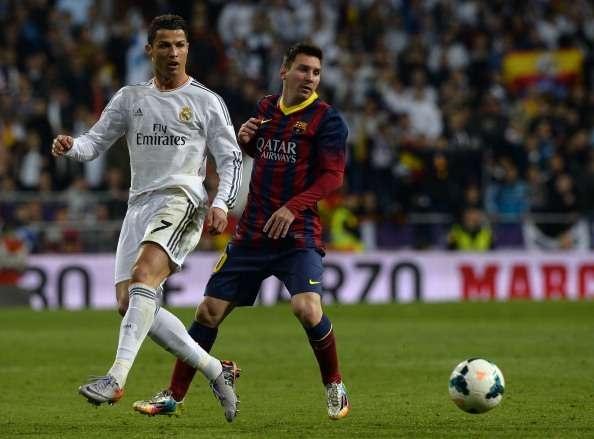 Khoanh khac kho quen cua Ronaldo va Messi anh 7