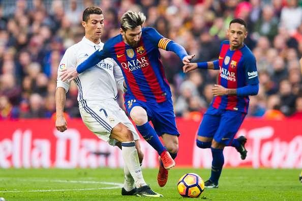 Khoanh khac kho quen cua Ronaldo va Messi anh 8