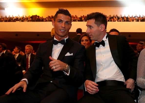 Khoanh khac kho quen cua Ronaldo va Messi anh 9