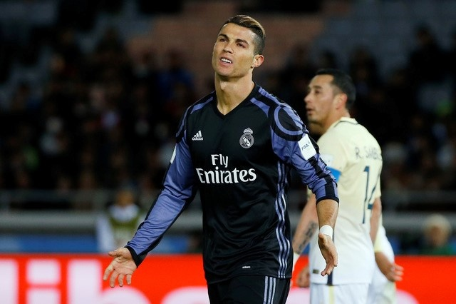 Ronaldo ghi 3 ban, Real vo dich FIFA Club World Cup 2016 hinh anh 2