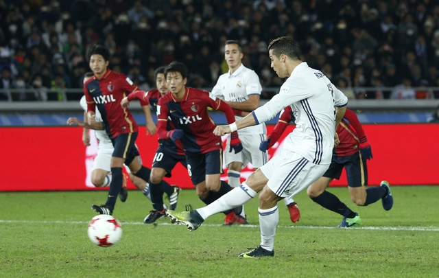 Ronaldo ghi 3 ban, Real vo dich FIFA Club World Cup 2016 hinh anh 25