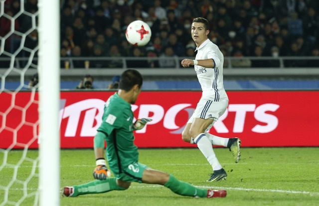 Ronaldo ghi 3 ban, Real vo dich FIFA Club World Cup 2016 hinh anh 27