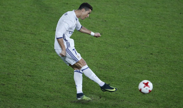 Ronaldo ghi 3 ban, Real vo dich FIFA Club World Cup 2016 hinh anh 21