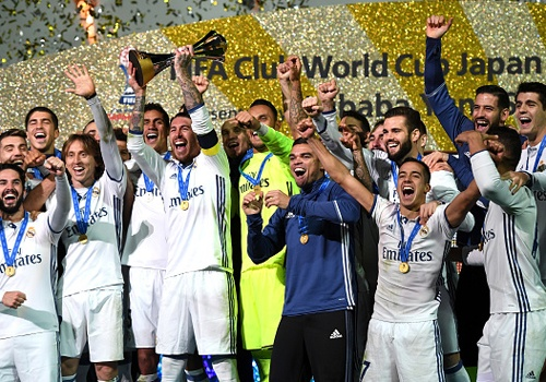 Ronaldo ghi 3 ban, Real vo dich FIFA Club World Cup 2016 hinh anh