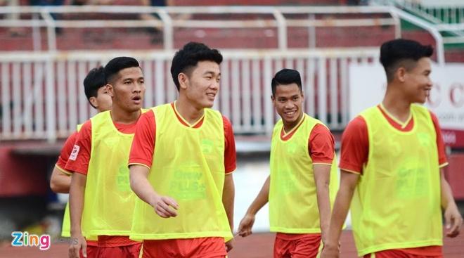 Thang HAGL 1-0, U21 Thai Lan doat ve vao ban ket hinh anh 8