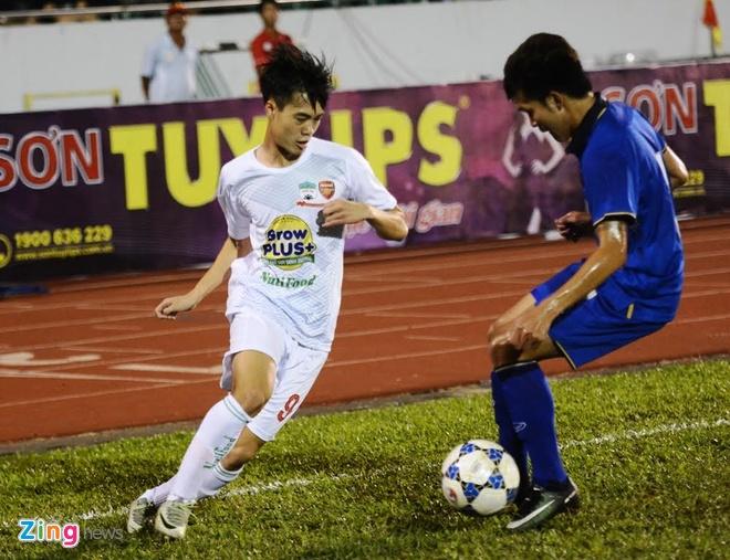 Thang HAGL 1-0, U21 Thai Lan doat ve vao ban ket hinh anh 16