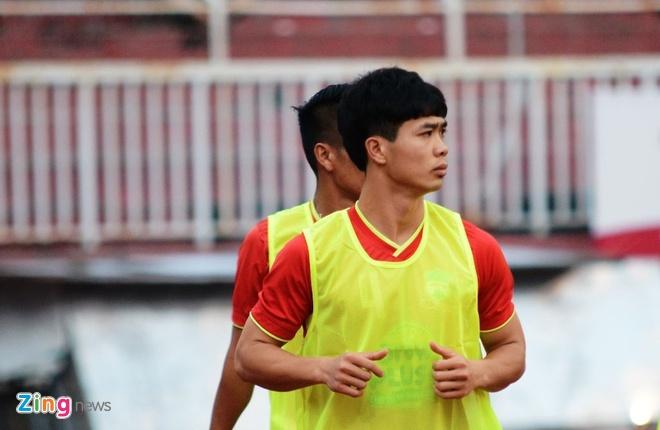 Thang HAGL 1-0, U21 Thai Lan doat ve vao ban ket hinh anh 9