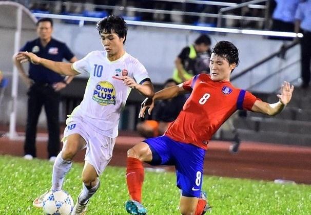 Thang HAGL 1-0, U21 Thai Lan doat ve vao ban ket hinh anh 2