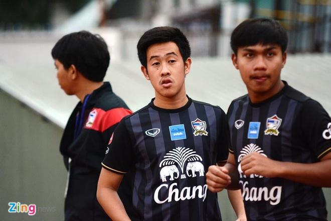 Thang HAGL 1-0, U21 Thai Lan doat ve vao ban ket hinh anh 11