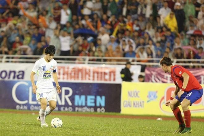 Thang HAGL 1-0, U21 Thai Lan doat ve vao ban ket hinh anh 4
