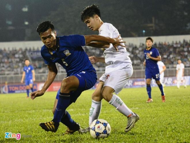 Thang HAGL 1-0, U21 Thai Lan doat ve vao ban ket hinh anh 20