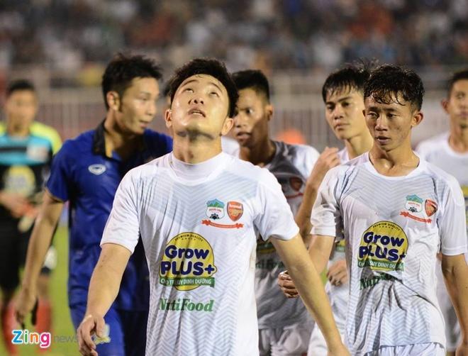 Thang HAGL 1-0, U21 Thai Lan doat ve vao ban ket hinh anh 19
