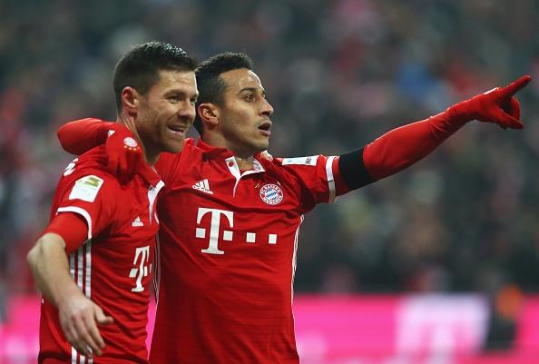 Bayern thang 3-0 truoc 'doi bong bi ghet nhat nuoc Duc' hinh anh 5