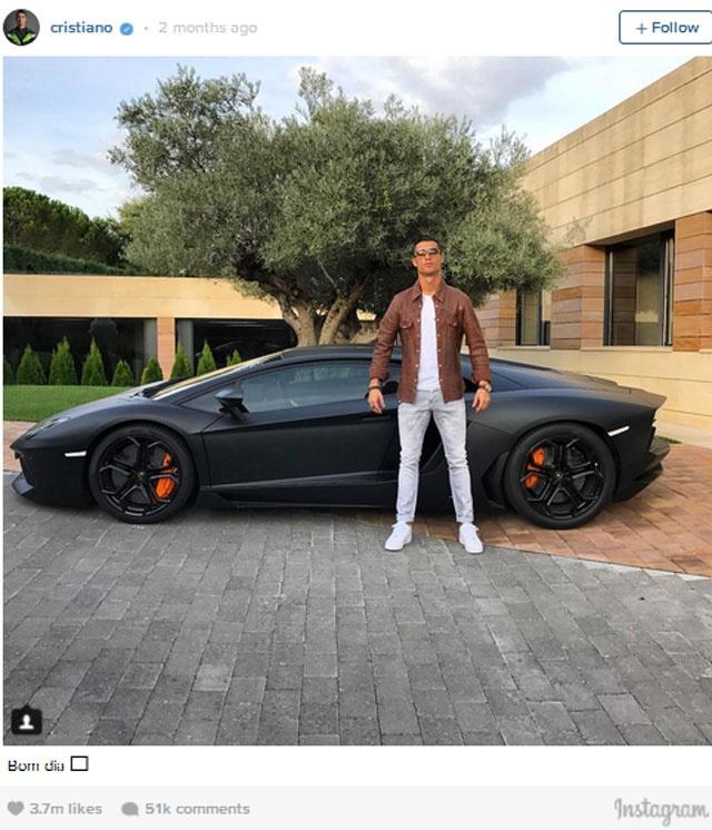 Ronaldo - vua mang xa hoi 2016 hinh anh 5