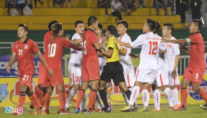 Tran U21 Viet Nam vs U21 Thai Lan anh 21