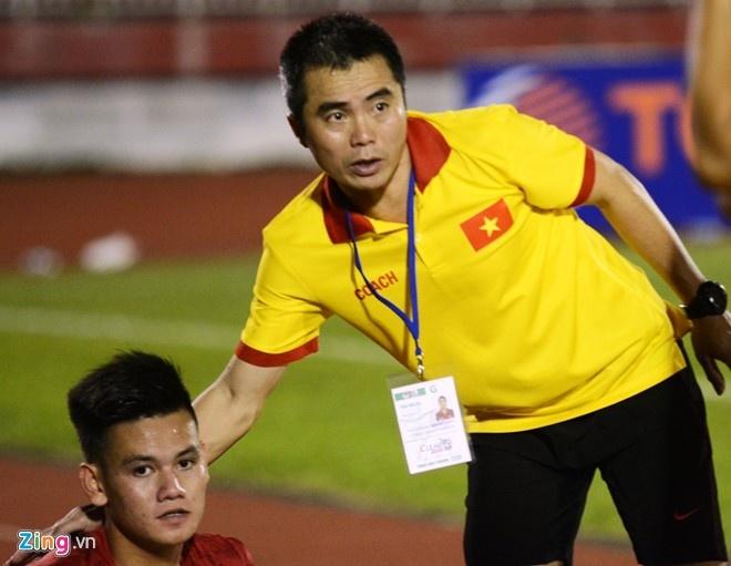 Tran U21 Viet Nam vs U21 Thai Lan anh 2