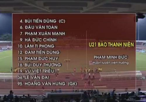 Tran U21 Viet Nam vs U21 Thai Lan anh 15