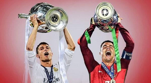 Ronaldo: 'Nam 2016 hay nhat trong su nghiep cua toi' hinh anh 1