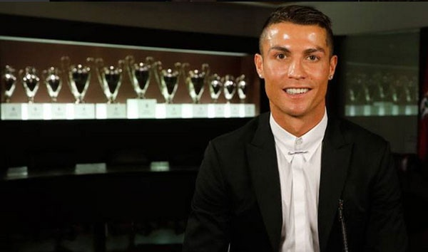 Ronaldo: 'Tien khong phai la dong luc cua toi' hinh anh 1