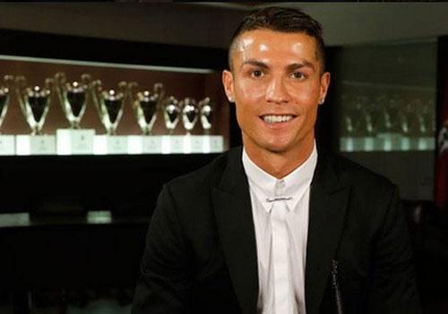 Ronaldo: 'Tien khong phai la dong luc cua toi' hinh anh