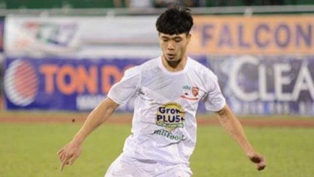 Cong Phuong tro lai V.League, HAGL ra quan thua Da Nang 0-1 hinh anh