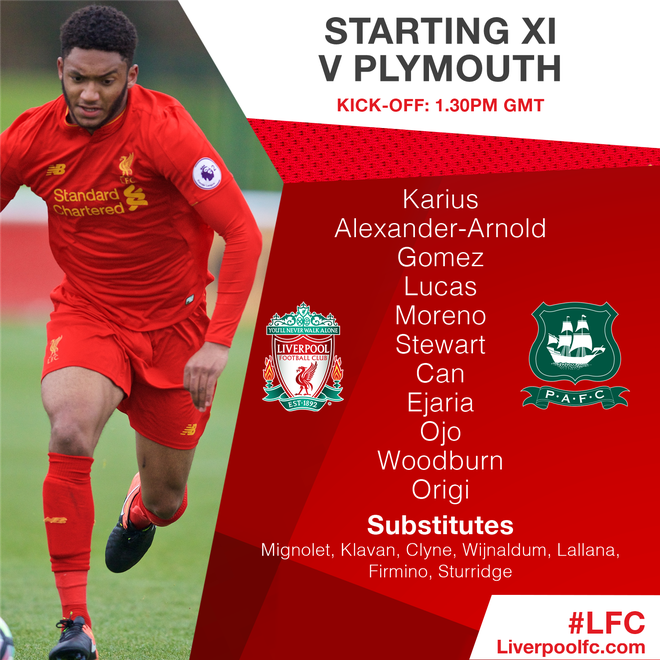 Tuong thuat Liverpool vs Plymouth anh 3