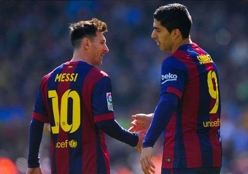 Messi va Suarez khong du le trao giai The Best hinh anh 1
