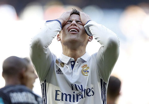 Real dinh gia ban James Rodriguez anh 1