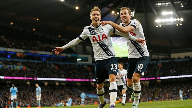 Dan truoc 2 ban, Man City van khong the thang Tottenham hinh anh 7