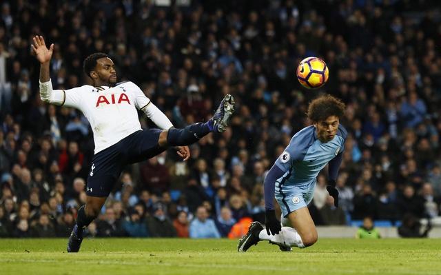 Dan truoc 2 ban, Man City van khong the thang Tottenham hinh anh 26