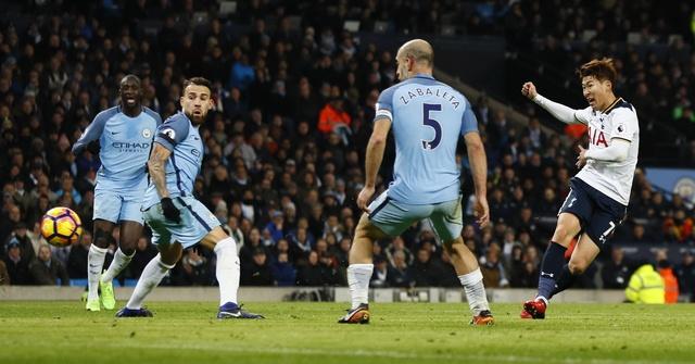 Dan truoc 2 ban, Man City van khong the thang Tottenham hinh anh 33