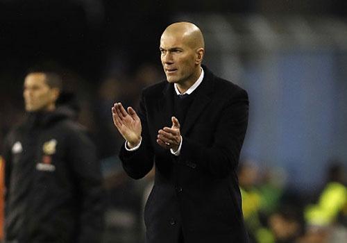 Zidane khong trach hoc tro anh 1