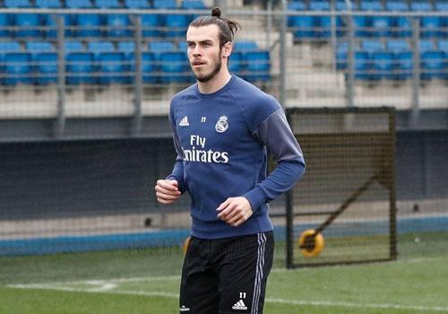 Real don Modric va Gareth Bale tro lai thi dau hinh anh
