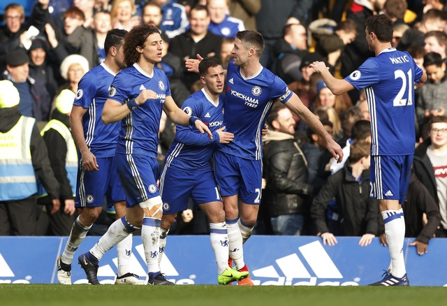 Chelsea 3-1 Arsenal: 'Phao thu' thua be bang hinh anh 31