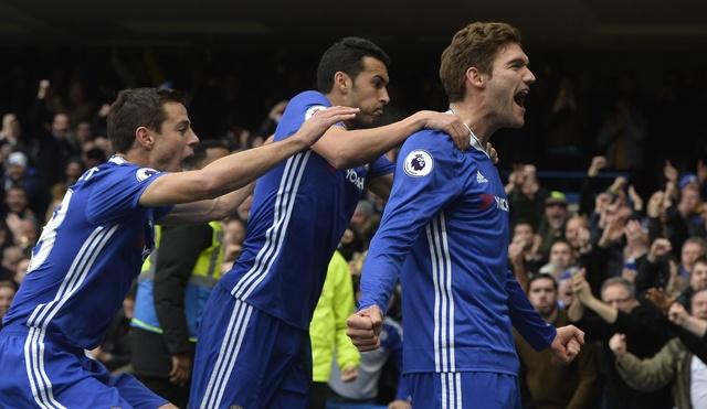 Chelsea 3-1 Arsenal: 'Phao thu' thua be bang hinh anh 25