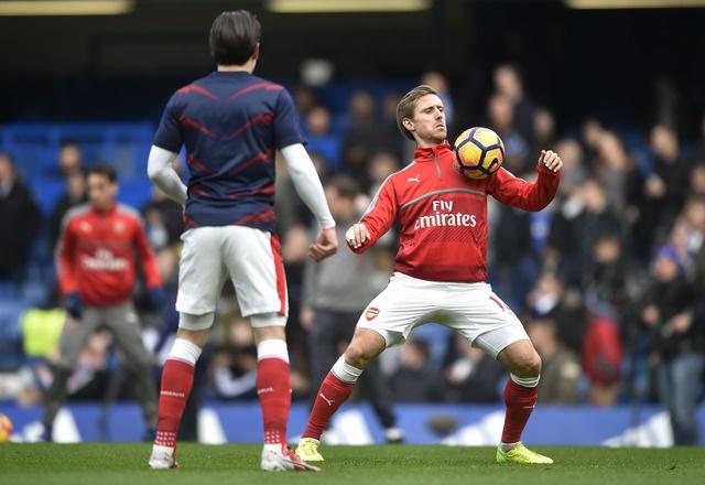 Chelsea 3-1 Arsenal: 'Phao thu' thua be bang hinh anh 20