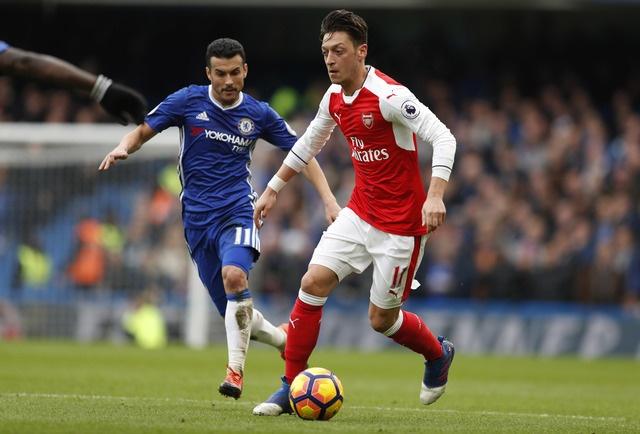 Chelsea 3-1 Arsenal: 'Phao thu' thua be bang hinh anh 26