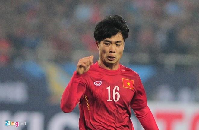 U23 VN 3-0 Malaysia: Cong Phuong kien tao va ghi ban hinh anh 2