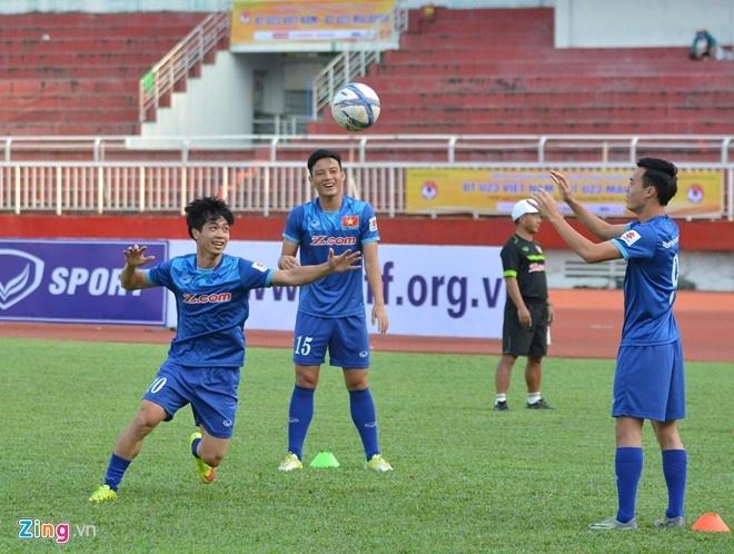 U23 VN 3-0 Malaysia: Cong Phuong kien tao va ghi ban hinh anh 3