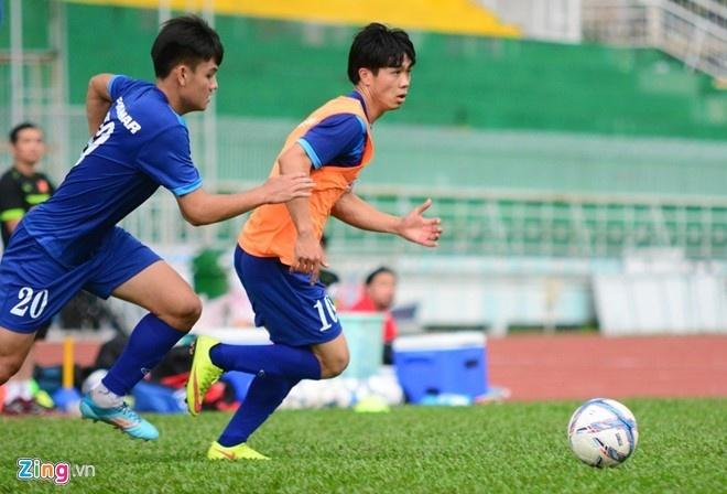 U23 VN 3-0 Malaysia: Cong Phuong kien tao va ghi ban hinh anh 4