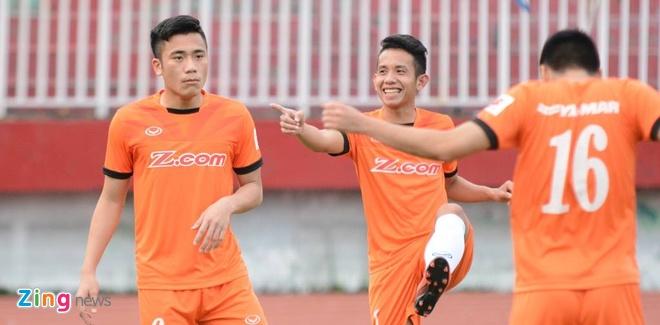 U23 VN 3-0 Malaysia: Cong Phuong kien tao va ghi ban hinh anh 13