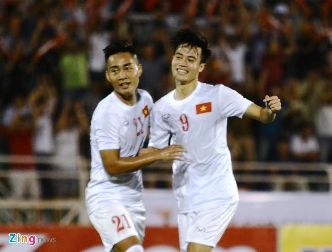 U23 VN 3-0 Malaysia: Cong Phuong kien tao va ghi ban hinh anh 22