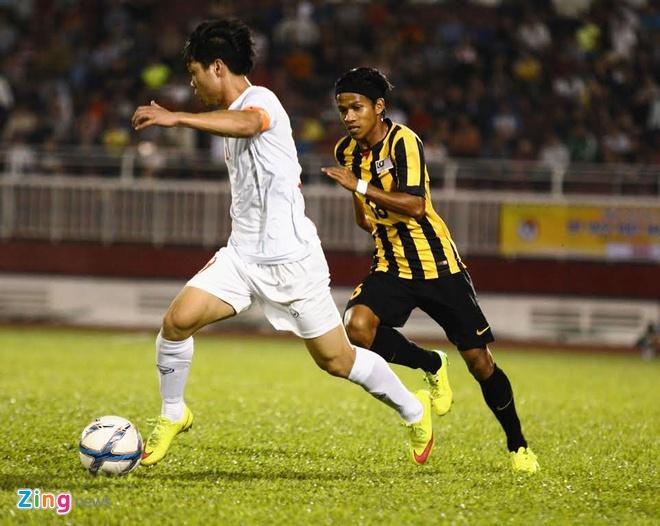 U23 VN 3-0 Malaysia: Cong Phuong kien tao va ghi ban hinh anh 23