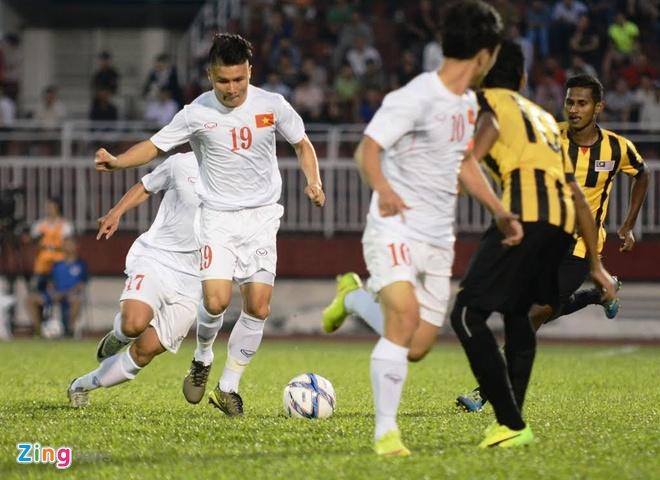 U23 VN 3-0 Malaysia: Cong Phuong kien tao va ghi ban hinh anh 21