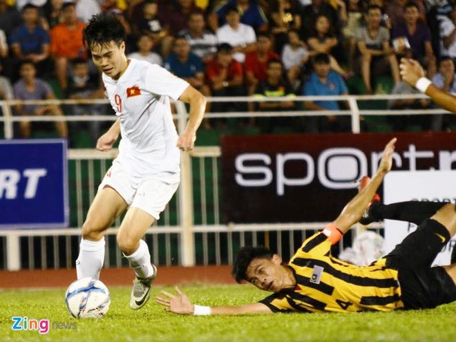 U23 VN 3-0 Malaysia: Cong Phuong kien tao va ghi ban hinh anh 25
