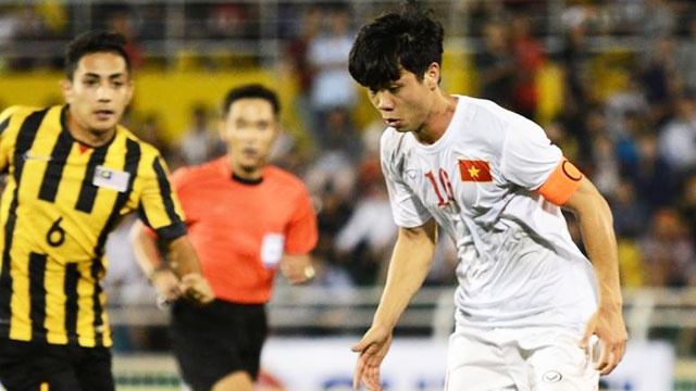 U23 VN 3-0 Malaysia: Cong Phuong kien tao va ghi ban hinh anh