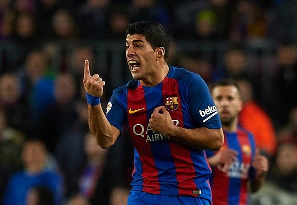 Barca that bai khi khang an cho Luis Suarez hinh anh 1