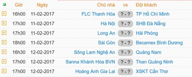 Tran CLB Thanh Hoa vs CLB TP.HCM anh 1
