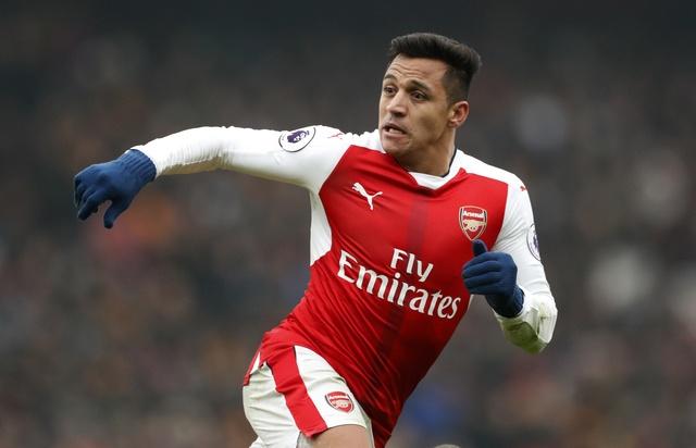 Arsenal vs Hull City (2-0): Sanchez ghi ban bang tay hinh anh 24