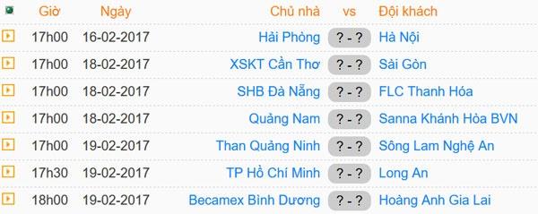 CLB Hai Phong 1-1 CLB Ha Noi: Quang Hai tiep tuc ghi dau an hinh anh 1